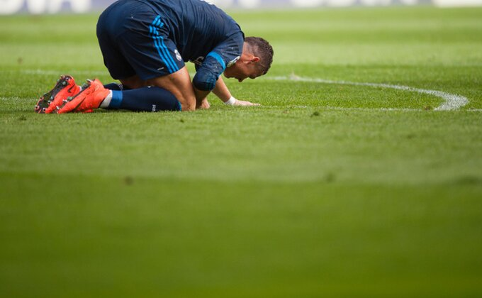 Ronaldo izjavom o saigračima šokirao fudbalsku javnost!