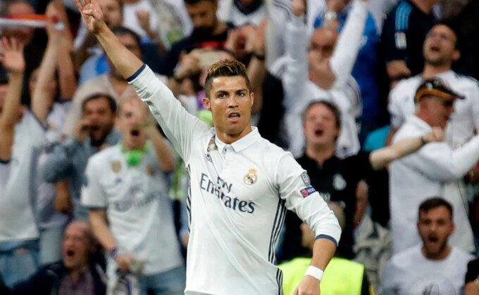 Dokaz koliko je velik, Ronaldo opet ispisao istoriju Lige šampiona!