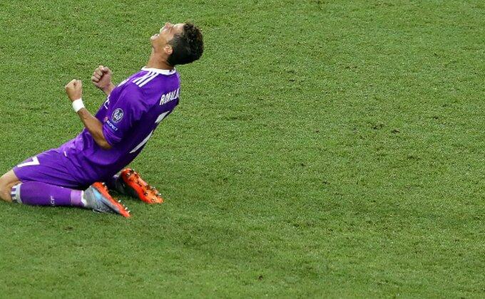 Juče izdominirao, Ronaldo danas sa potpuno novom frizurom!