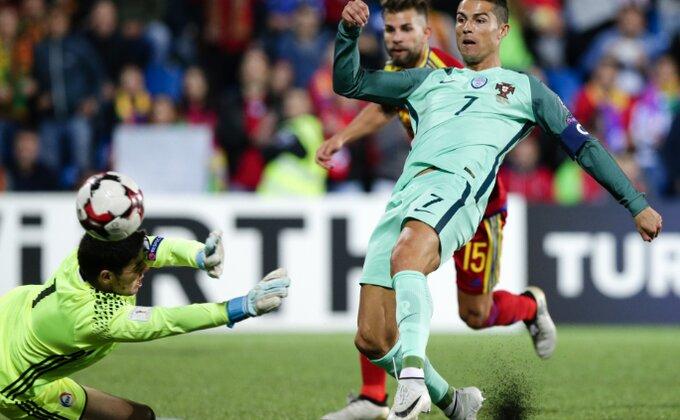 Evropskom velikanu potrebno čudo za baraž, Portugal ne može bez Ronalda!