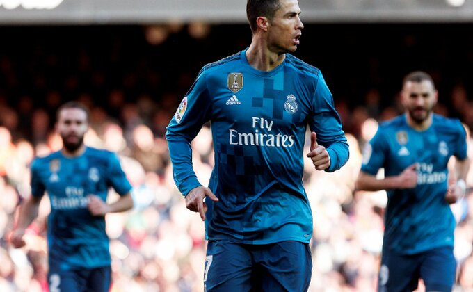 Zidan preživeo Mestalju, Ronaldo centurion, Real se probudio!