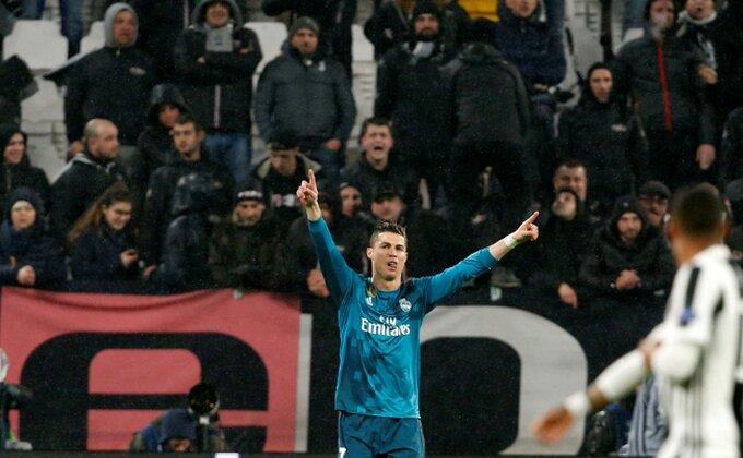 Živimo u eri Real Madrida i Kristijana Ronalda, Juve ponižen!