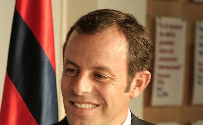 Uhapšen bivši predsednik Barselone