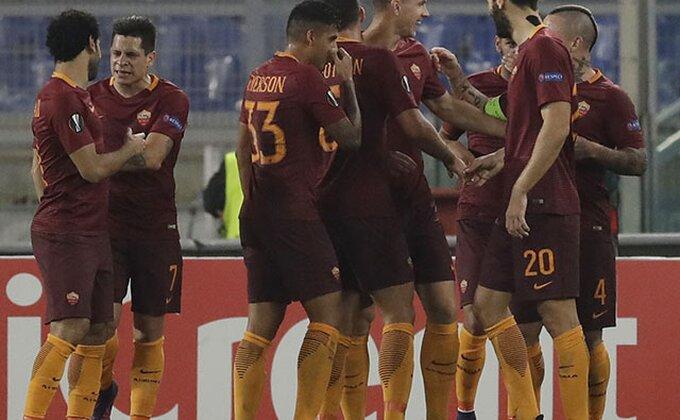 Roma razbila Fiorentinu, Džeko je prvi strelac Serije A!