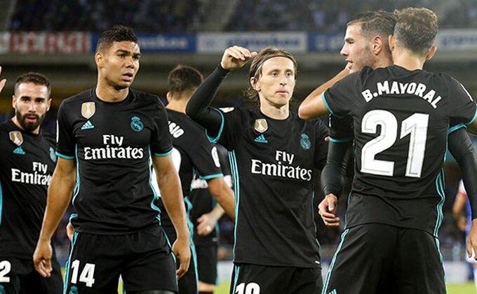 Vest dana stigla u Real Madrid!