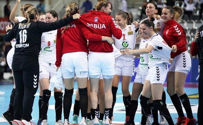 Rukometašice dobile rivale na Evropskom prvenstvu, prštaće u derbiju Balkana!