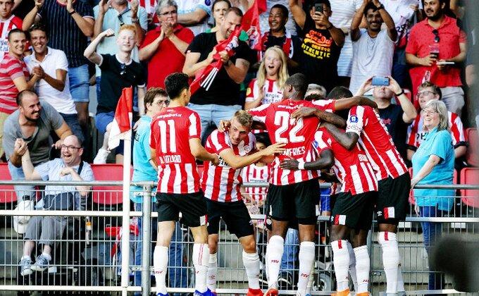 LŠ (kval.): Bitno Zvezdi - Danci dobri, ali imaju slabosti! PSV čudesno do pobede!