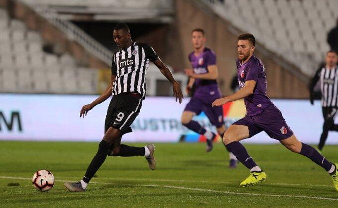 Umar Sadik - Zašto mu je Partizan draži od gomile novca?