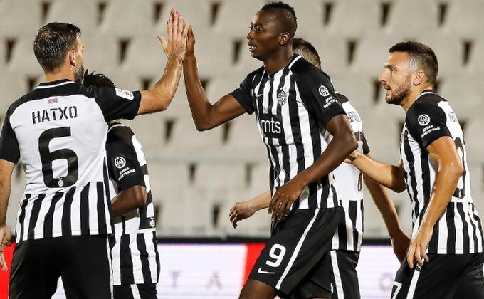 Partizan imao 2:0, pa strahovao i pobedio!