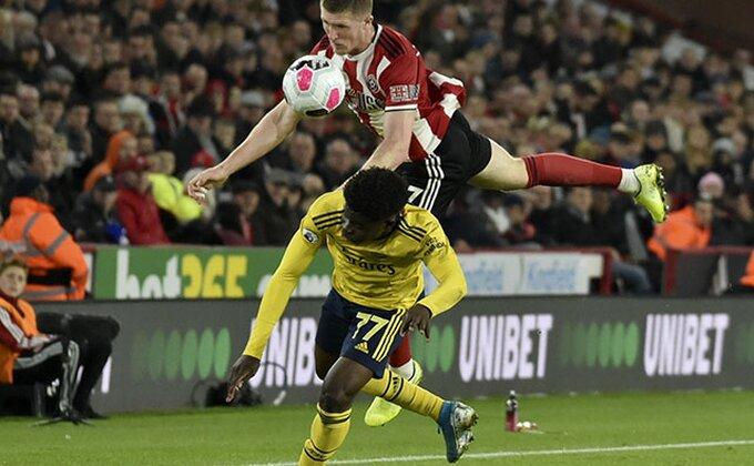 Kletva i dalje traje, Arsenal se iz Šefilda vraća bez bodova!