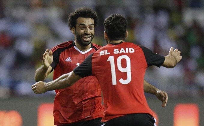 Salah uzeo iznenadni broj u Liverpulu!