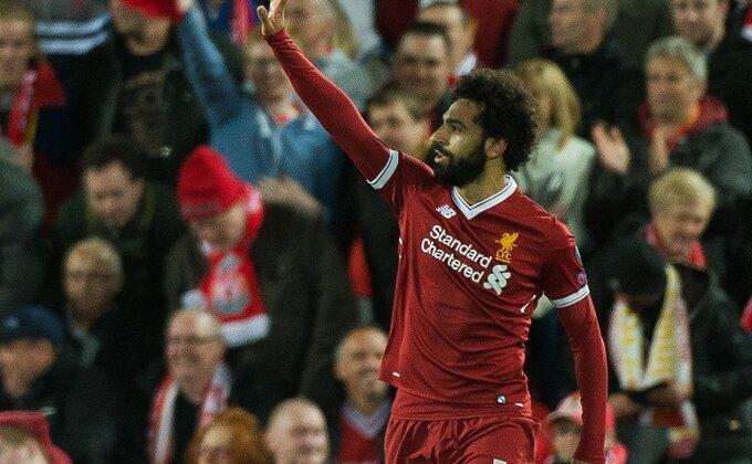 PL - Salah najbolji u novembru