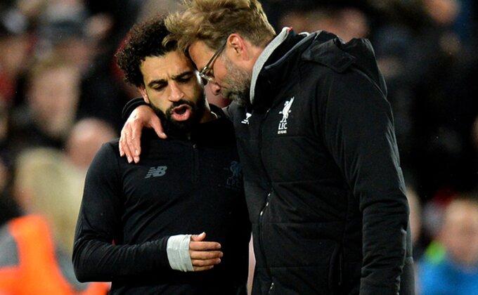 Glavno pitanje - Hoće li Salah biti spreman za Siti?