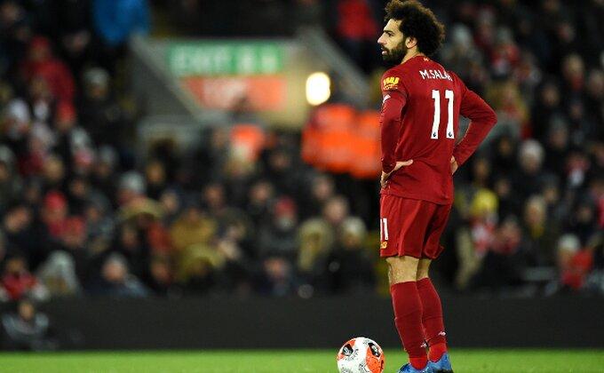 Salahov dolazak na trening iznenadio sve, šta je sa automobilom?
