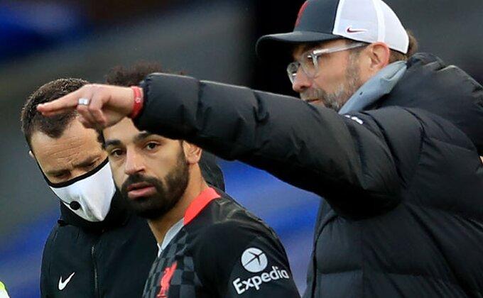 Salah odgovorio na glasine o odlasku