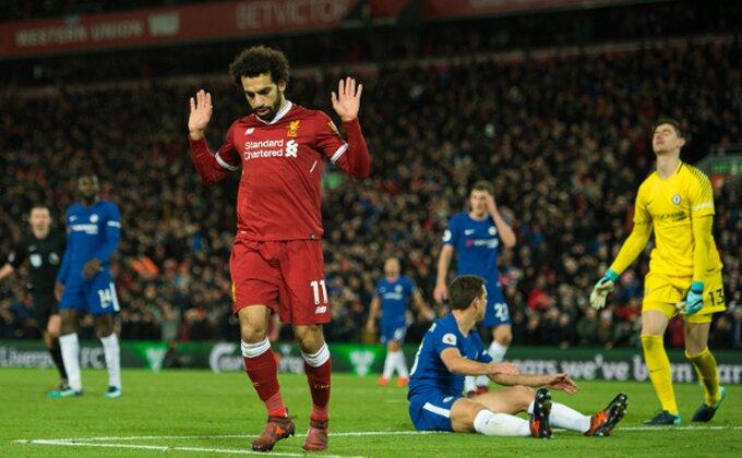 Znate li zašto Salah nije proslavio gol?