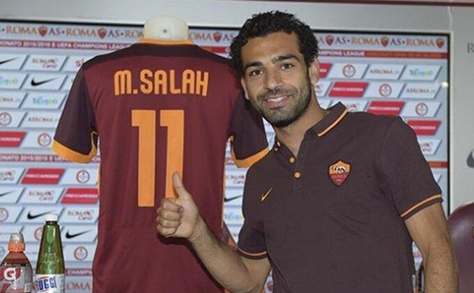 Salah već postigao prvenac u dresu Rome!