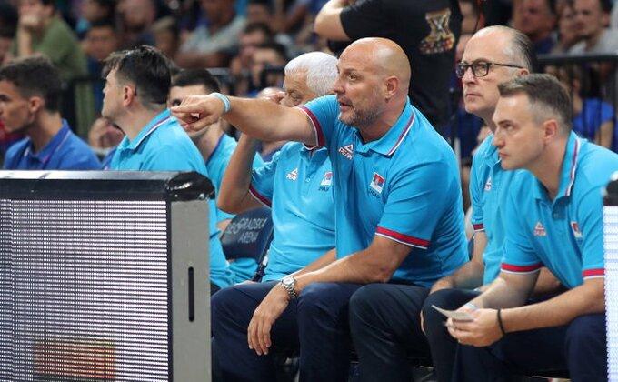 Đorđević zadovoljan pobedom, objasnio izostanak kvarteta!