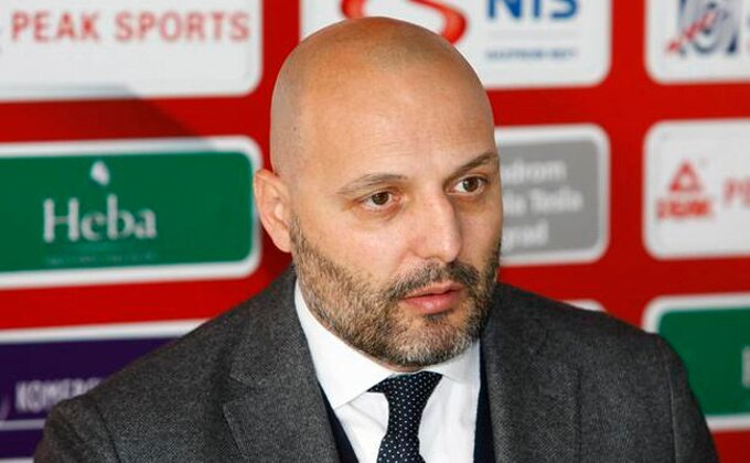 "Đorđević: ""Nismo favoriti na Eurobasketu"""