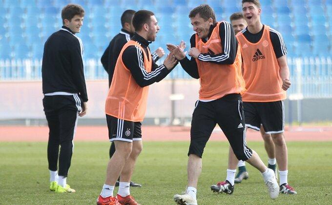 Živković uskoro igra protiv Partizana?!