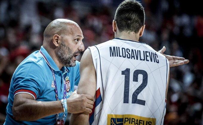 """Milosavljević negirao: """"Nije nas Unikaha pustila, kazniće nas..."""""""