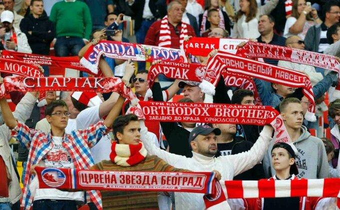 Zvezda zvala specijalne goste za bratski duel sa Spartakom