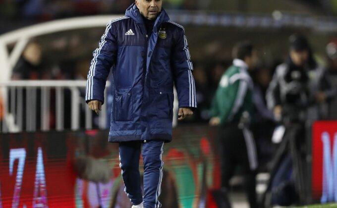Argentini nije dovoljno problema hoće li smeniti Sampaolija pred Mundijal?!