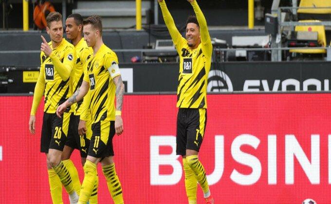 Sančo doneo titulu Bajernu, Lajpcig izgubio šampionsku nadu u Dortmundu