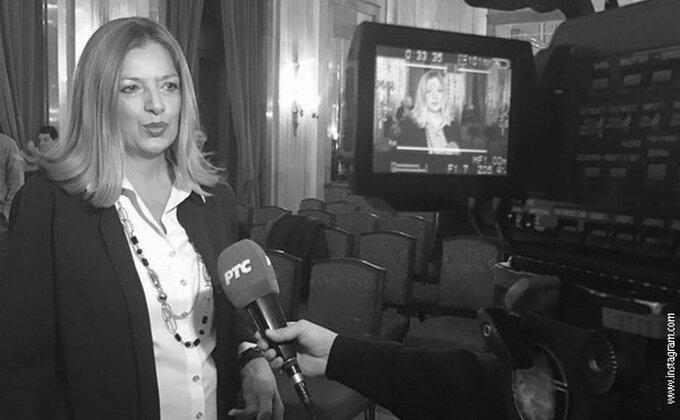 Umrla sportska novinarka RTS-a Sanja Vujisić