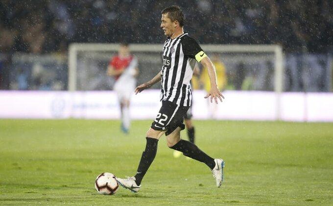 Ilićev 'poslednji ples', Partizan na kraju treći!