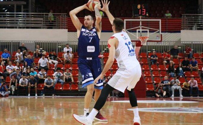 ABA SK - Igokea pokazala zube, Budućnost ide na Partizan