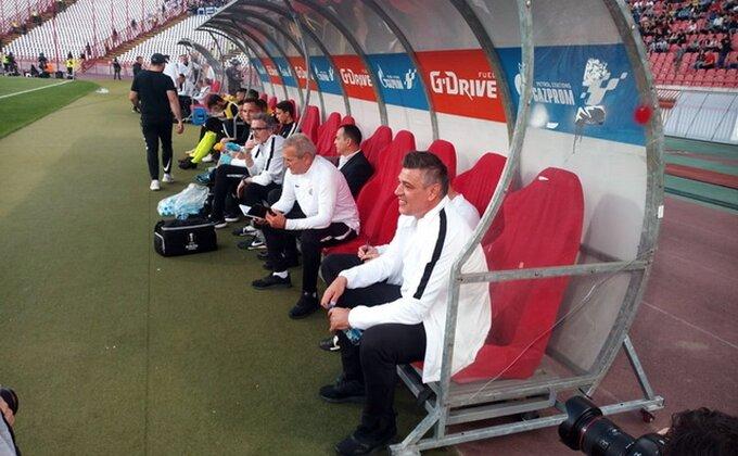 Od Miloševićevog dolaska, njega nema na terenu! Da li na leto sledi transfer, ponuda se sprema?
