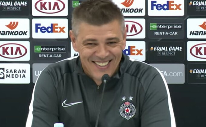 Savo hvali svog virtuoza! Kad je on u elementu, Partizanovi rivali su u problemu!