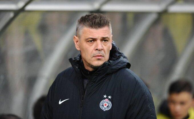 Oglasio se trener Partizana i - potpuno iznenadio izjavom!