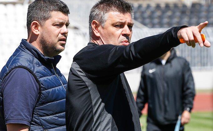 Miloševićev savet: ''Pogledajte akciju kod drugog gola i sve će vam biti jasno!''