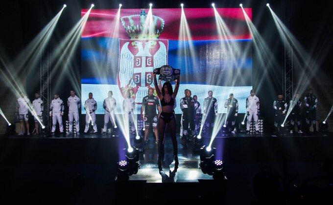 Počinje MMA liga Srbije, proslavljeni košarkaš je promoviše, a evo gde ćete gledati TV prenose!