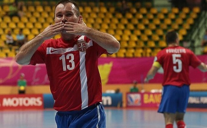 Srbija remizirala sa Slovacima
