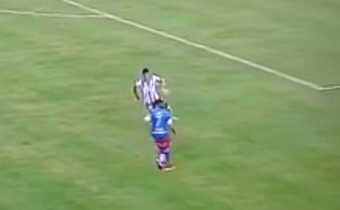 Kopa Libertadores - Fudbalski potez koji nikada niste videli u životu!