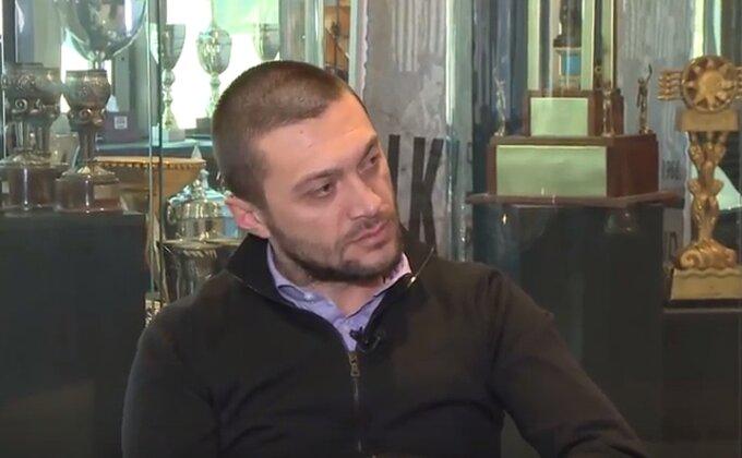 """Iliev: """"Čelnik Vojvodine je rekao da će pustiti Zvezdu"""""""