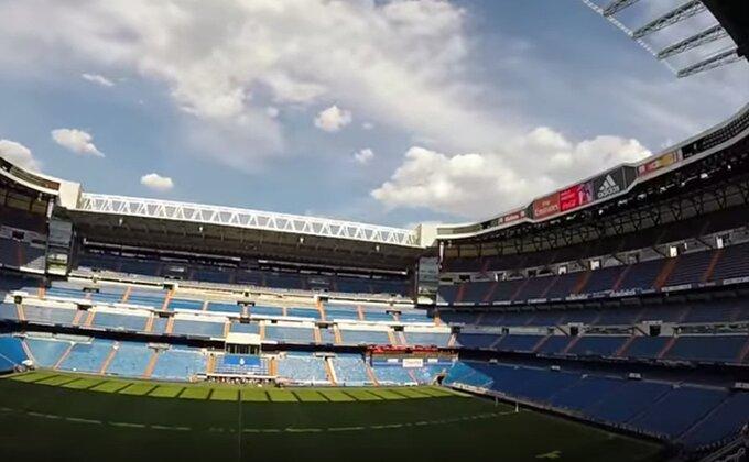 """Godinu dana bez fudbala na stadionu """"Santijago Bernabeu"""""""