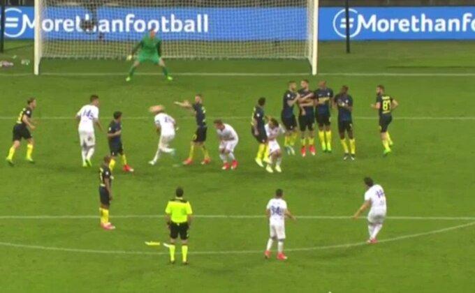 Ovako je Brozović doneo pobedu Sampdoriji
