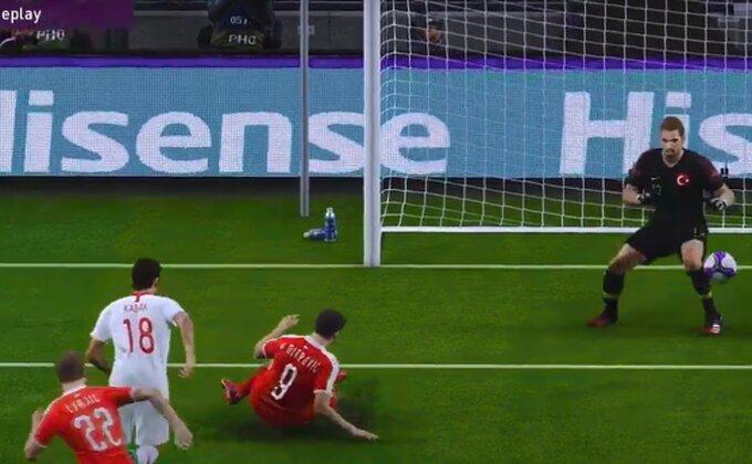 E-EURO - Srbija u polufinalu, pogledajte odlučujući trenutak!