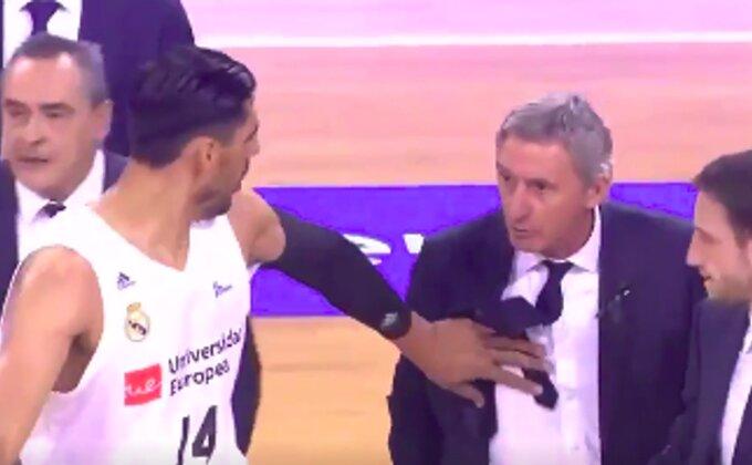 """""""Zapalio"""" se internet, Pešić hteo da se obračuna sa igračem Reala!"""