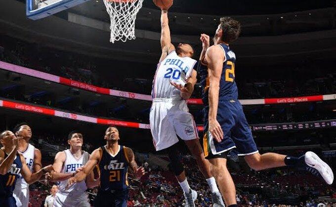 Bivši igrač Mege nije uspeo da se dokaže u NBA ligi, moraće u razvojnu