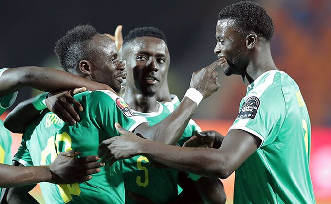 KAN - Senegal prvi polufinalista