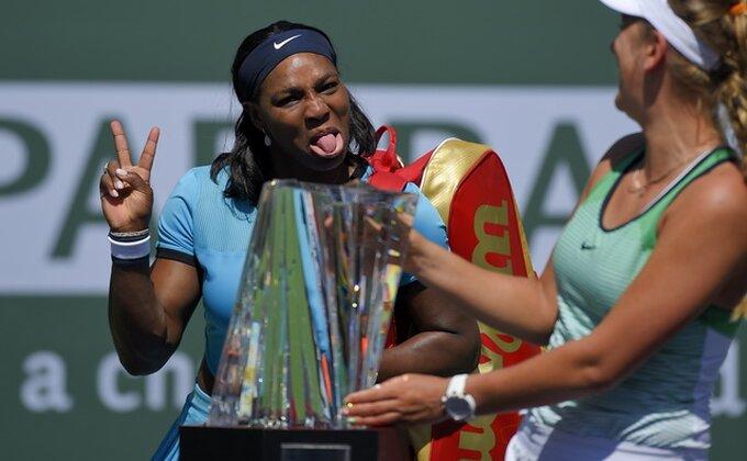 Serena propušta i Madrid