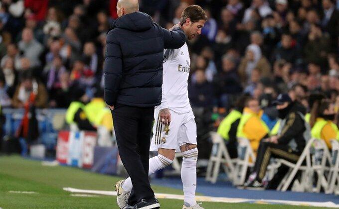Ramos dobio nepristojnu ponudu, vernost kapitena Reala na iskušenju