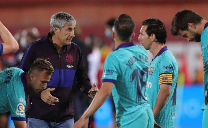 """Setijen gotov, razočarani Mesi: """"Preti nam eliminacija od Napolija!"""""""