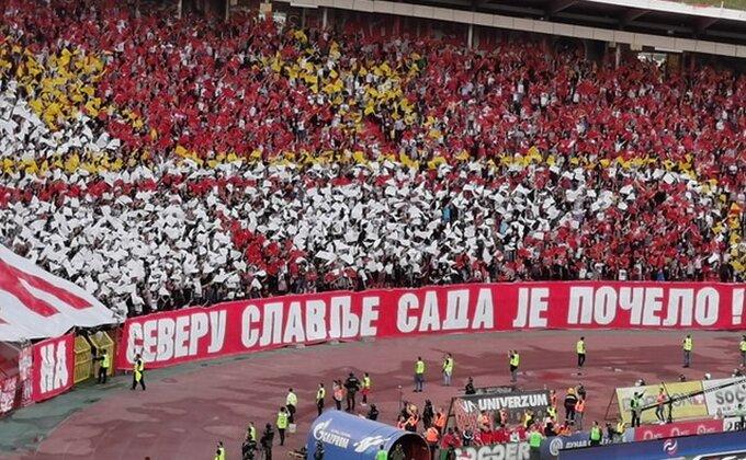 ''Delije'' zbijaju šale na račun crno-belih, ali hvale i lep gest Sava Miloševića (TVITOVI)