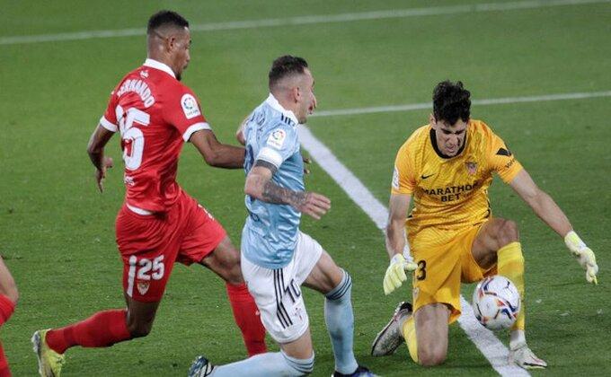 Praznik fudbala u Vigu, Sevilja slavila u goleadi protiv Selte